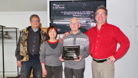 Alphonse Tardif | Innovation Award