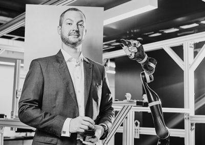 Charles Deguire | Innovation Award