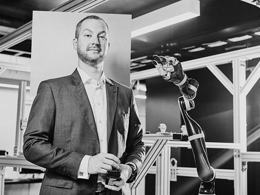 Charles Deguire   Innovation Award