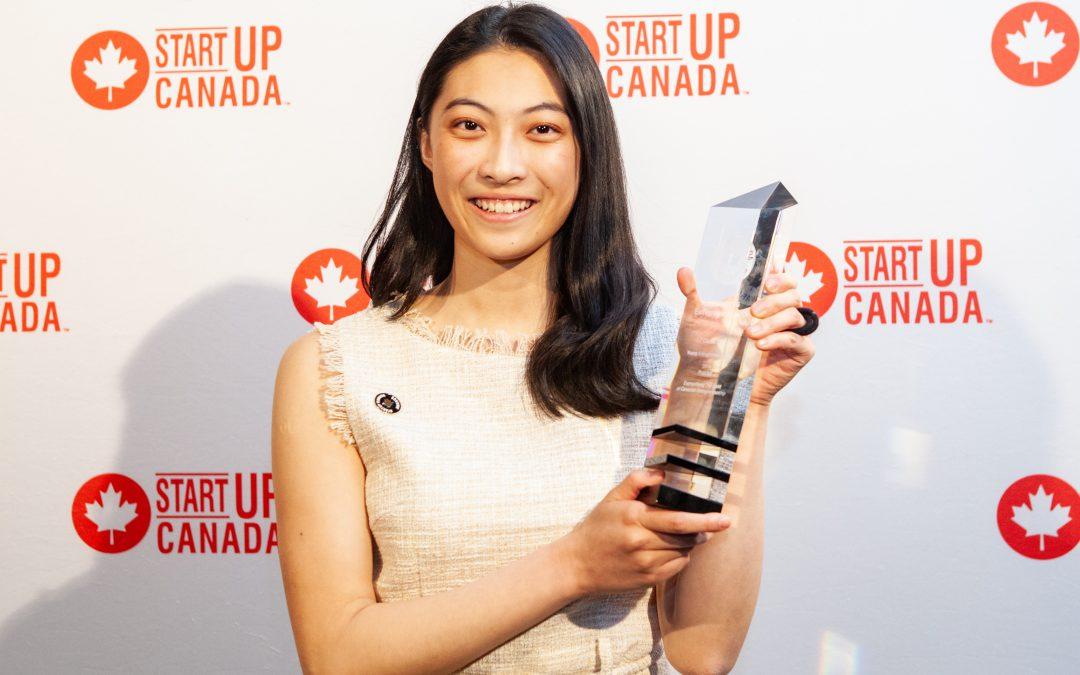 Claire Du | Young Entrepreneur Award