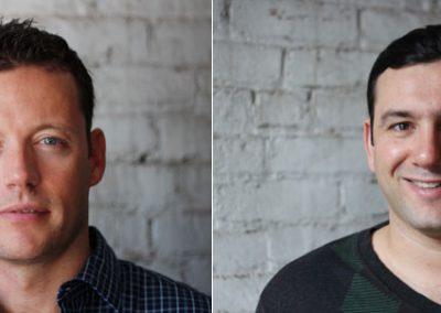 Dan Eisenhardt & Hamid Abdollahi | Innovation Award