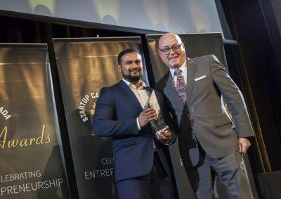 Dax Dasilva | Entrepreneur of the Year Award
