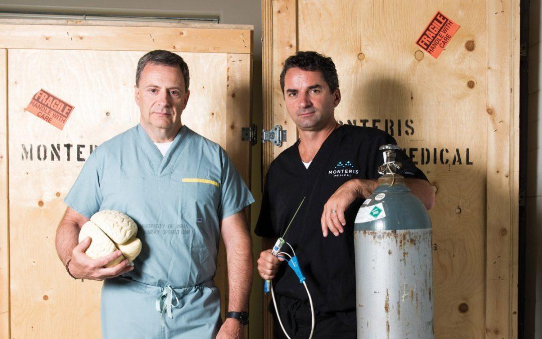 Dr. Mark Torchia and Richard Tyc | Principal Award