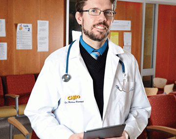 Dr. Matthew Bromwich | Award of Distinction