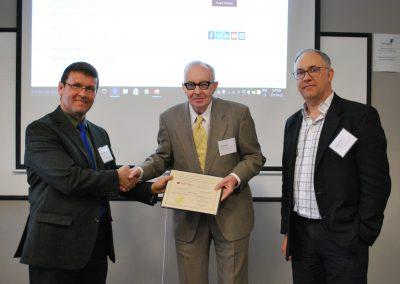 Dr. Kenneth Kasha | Principal Award