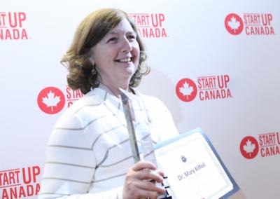 Dr. Mary Kilfoil | Entrepreneurial Educator Award