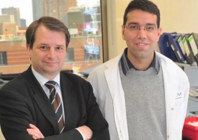 Dr. Michel Chrétien & Dr. Nabil Seidah | Award of Distinction