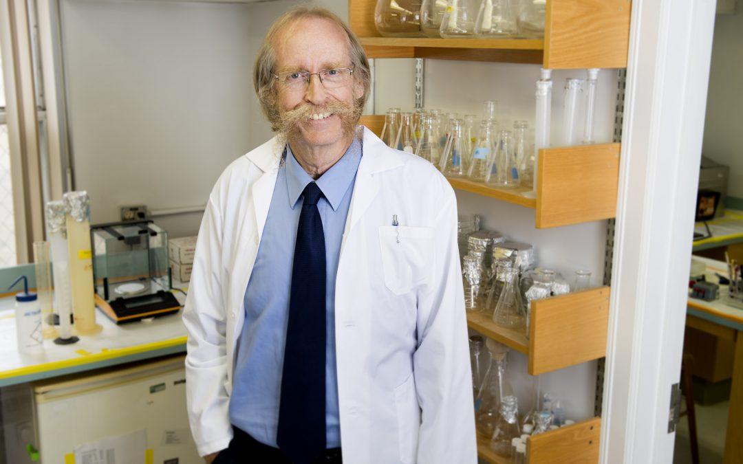 Dr. Robert Burrell | Principal Award