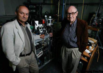 Dr. Werner Ens & Dr. Ken Standings | Principal Award