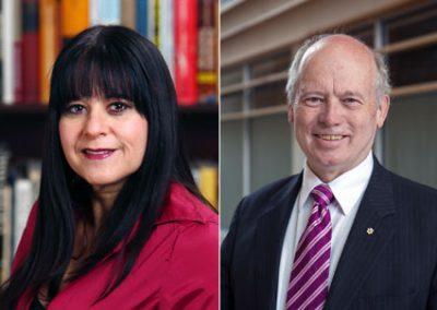 Dr. Patricia Lingley-Pottie & Dr. Patrick McGrath | Principal Award