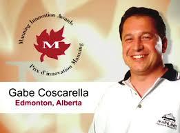 Gabe Coscarella | Innovation Award