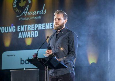 Graham Mann | Young Entrepreneur Award