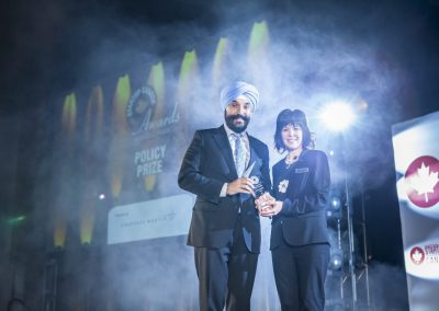 Honourable Navdeep Bains | Policy Prize