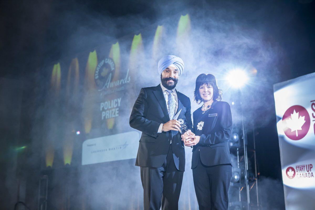 Honourable Navdeep Bains | Policy Prize|Innovators ...