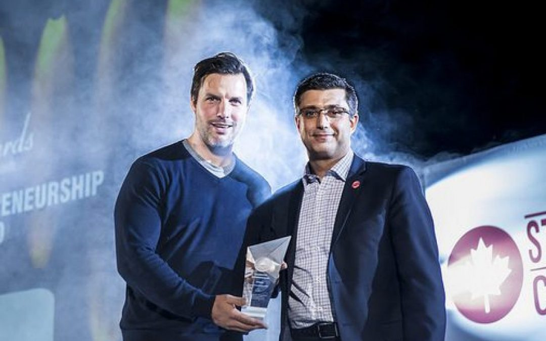 Hootsuite | Global Entrepreneur Award