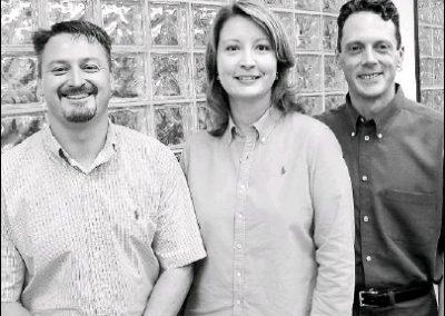 John Guzzwell, Rod Hale & Patricia LeFeuvre | Innovation Award