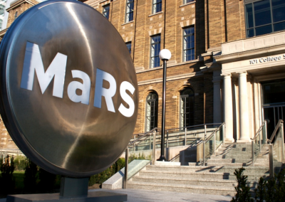 MaRS Discovery District | Non-Profit Organization Award