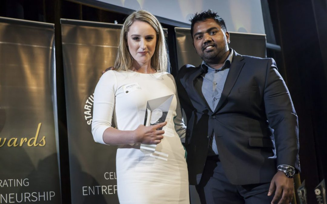 Melina Terra Salomon | Newcomer Entrepreneur Award