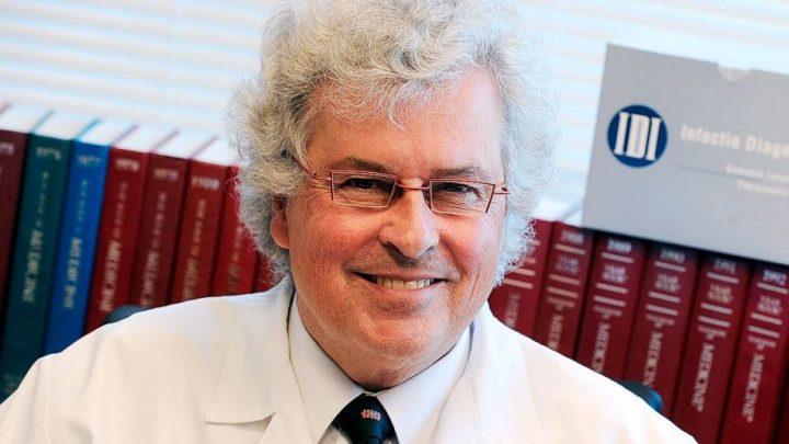 Dr. Michel G. Bergeron | Principal Award