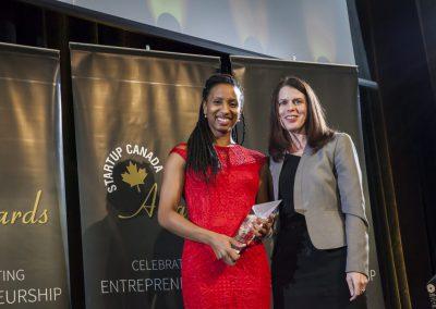 Nadia Hamilton | Woman Entrepreneur Award