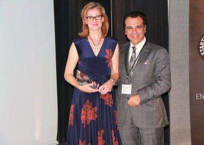 Natalie Dakers | Entrepreneur of the Year Award