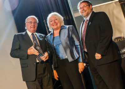 Rt. Hon. Paul Martin | Adam Chowaniec Lifetime Achievement Award