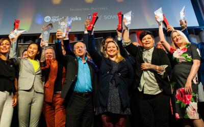 Les lauréats 2019 des prix nationaux Startup Canada célébrés à Toronto