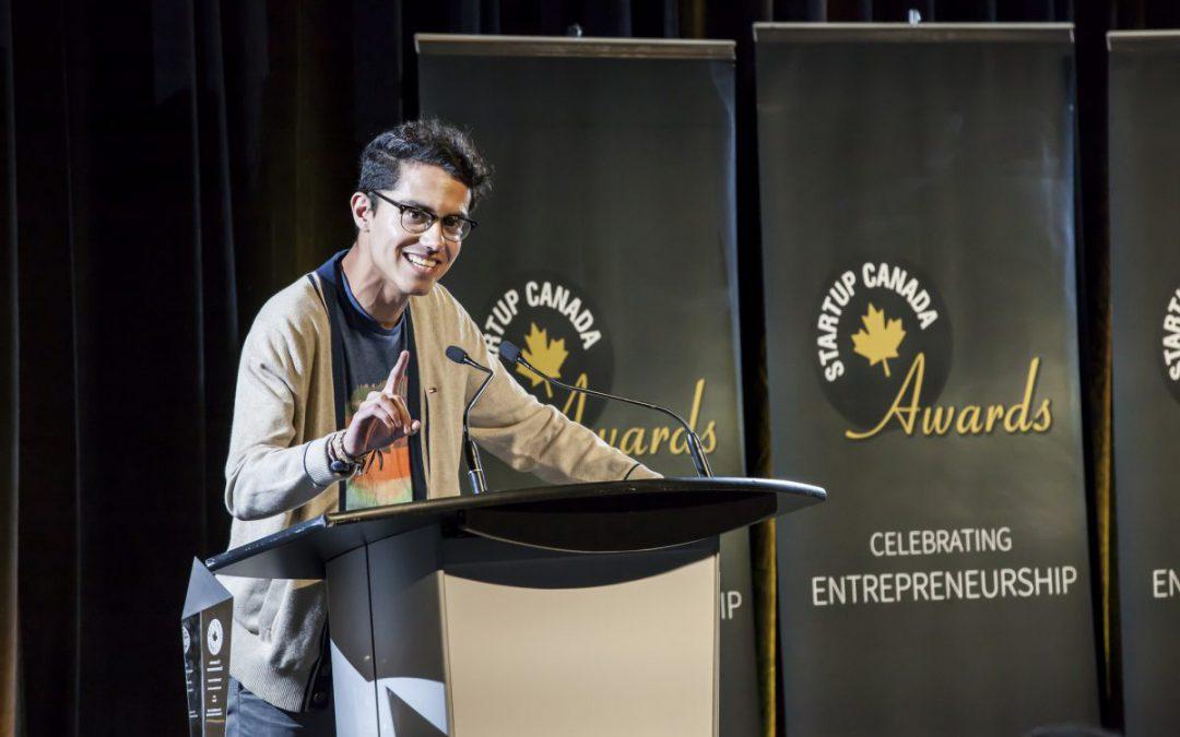 Swarochish Goswami | Young Entrepreneur Award