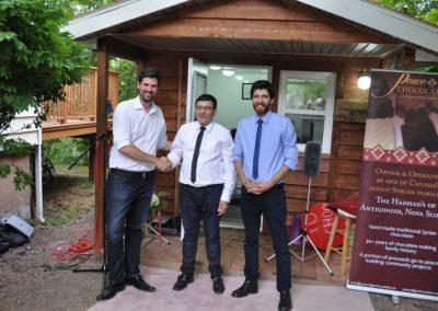 The Hadhad family | Newcomer Entrepreneur Award