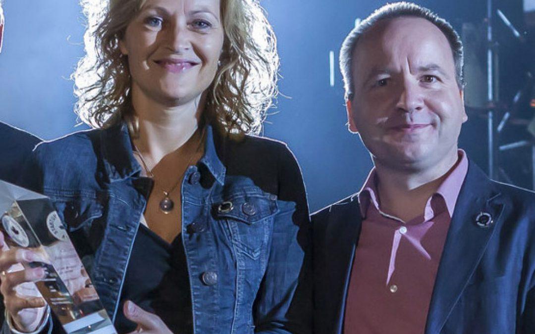 Yvonne van den Berg and John van Pol | Newcomer Entrepreneur Award