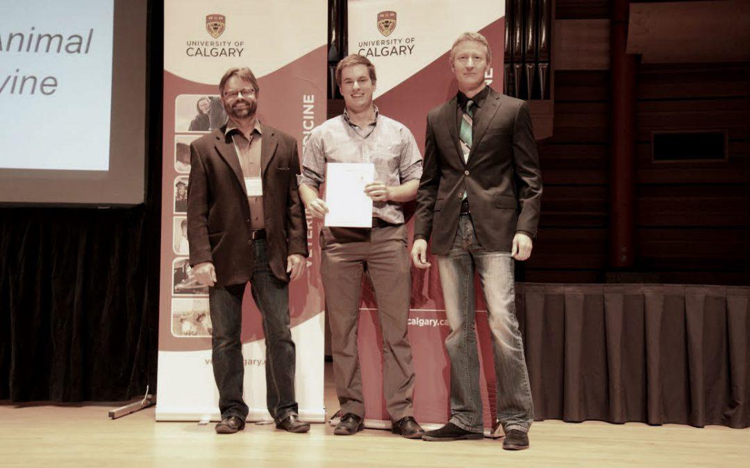 Russell Gray and Bryan Pfahl | Innovation Award