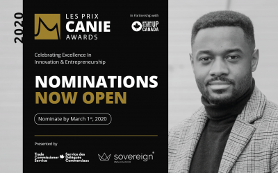 NOMINATIONS NOW OPEN FOR THE CANIE AWARDS