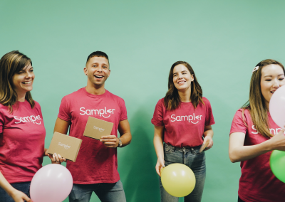 Sampler | Global Entrepreneurship Award