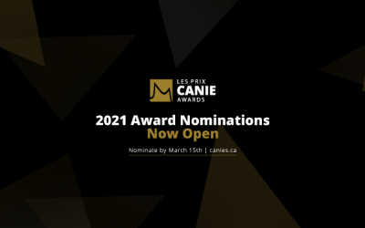 The Innovators & Entrepreneurs Foundation (IEF) Launch Nominations for 2021 CANIE Awards