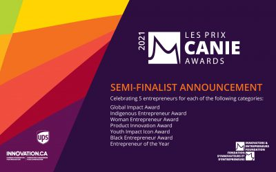 Announcing The 2021 CANIE Awards semi-finalists
